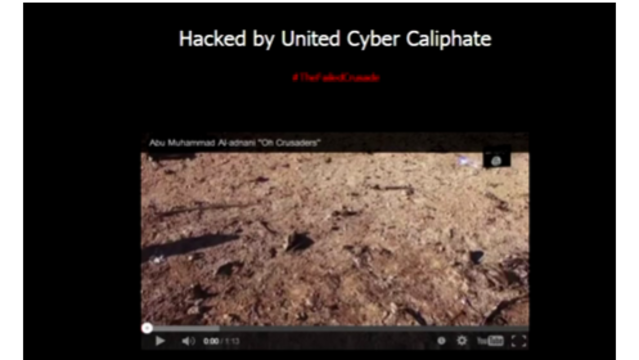 Michigan church's website hacked, replaced with pro-ISIL message