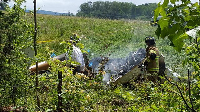 NTSB preliminary report finds landing gear up during Sevierville