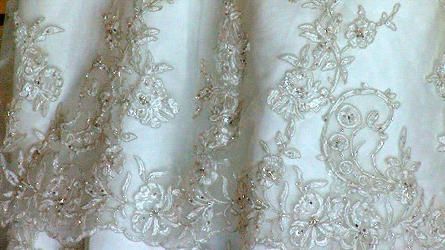 East Tennessee thrift store giving away designer wedding gown - WATE