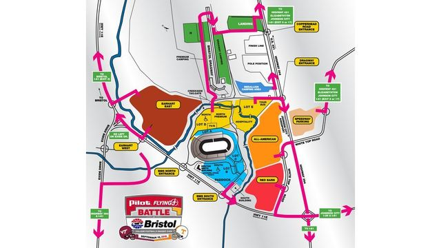 Everything you need to know for the battle at bristol