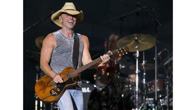 Knoxville-native Kenny Chesney creates foundation to help Irma victims
