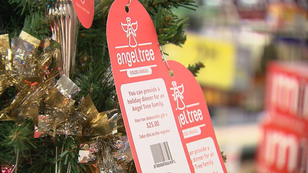 Salvation Army Accepts Applications For Angel Tree Program