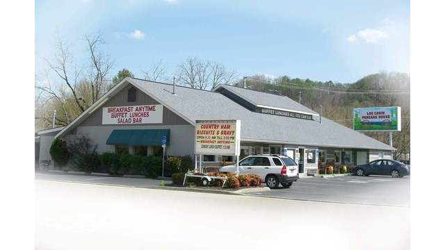 Log Cabin Pancake House In Pigeon Forge Moving After 42 Years