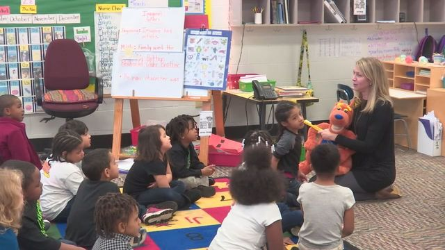 Knox County students learn importance of dental health