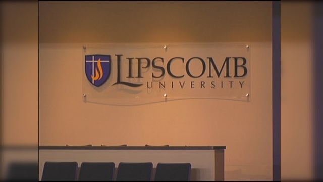 Lipscomb University president offers apology over 'offensive' centerpiece