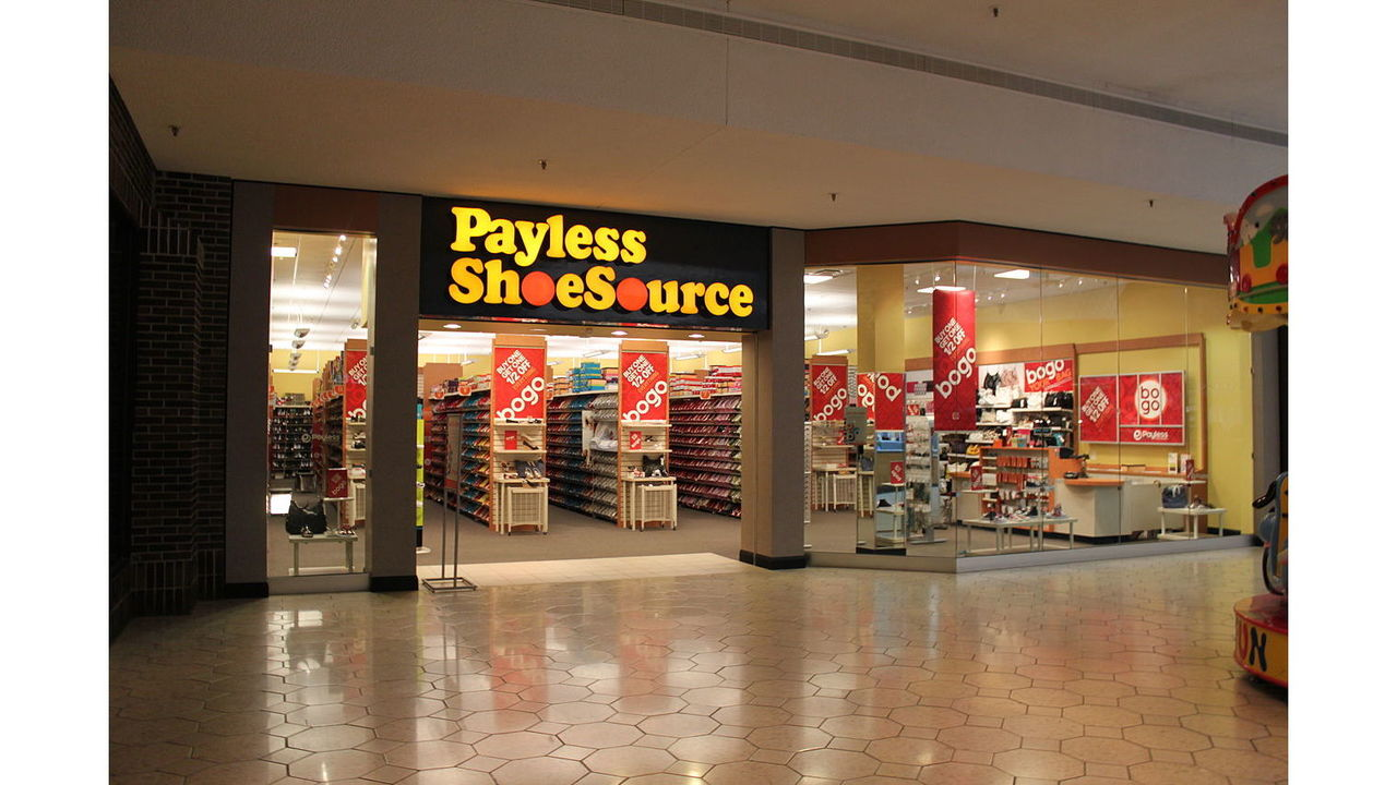 Payless ShoeSource closes 400 stores, including Maryville location