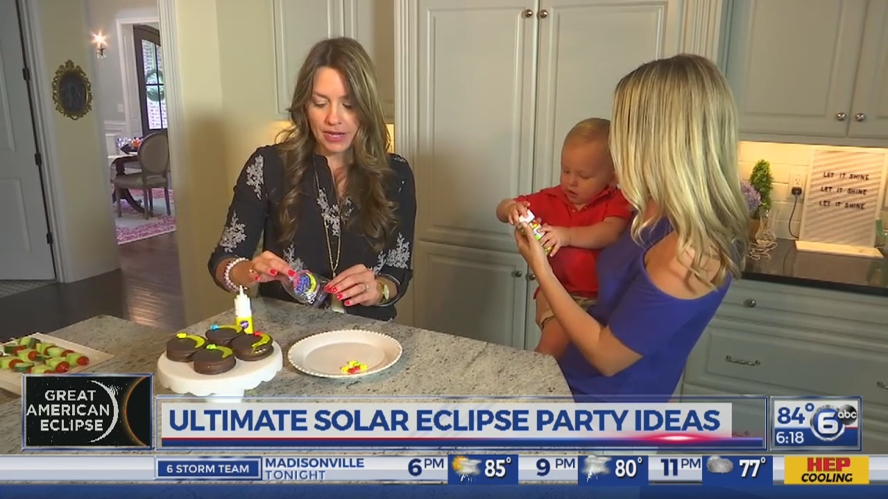 Ultimate Solar Eclipse Party Ideas