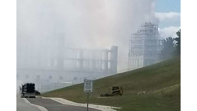 8 hospitalized in Wacker chemical explosion
