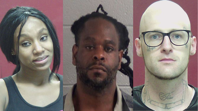3 charged in connection with Loudon County man's death