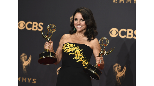 Actress Julia Louis-Dreyfus reveals breast cancer diagnosis