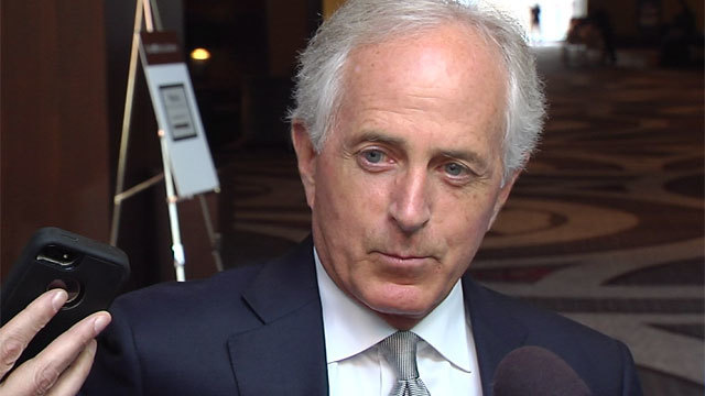 Sen. Corker Seeks Information on Provision in Tax Reform Conference