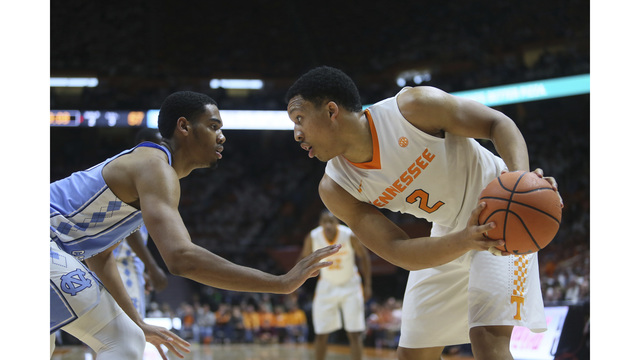 Vols, Lady Vols drop in latest AP basketball poll after losses
