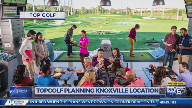 topgolf planning for knoxville location