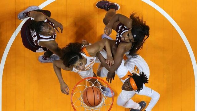 No. 12 Tennessee survives road scare from Vanderbilt 74-64