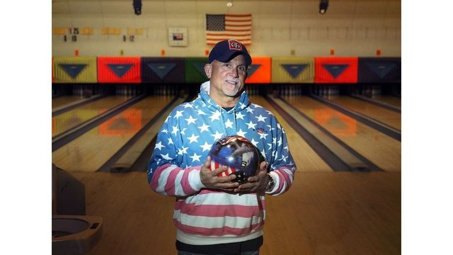 Upset bowling alley owner changes theme of Super Bowl event