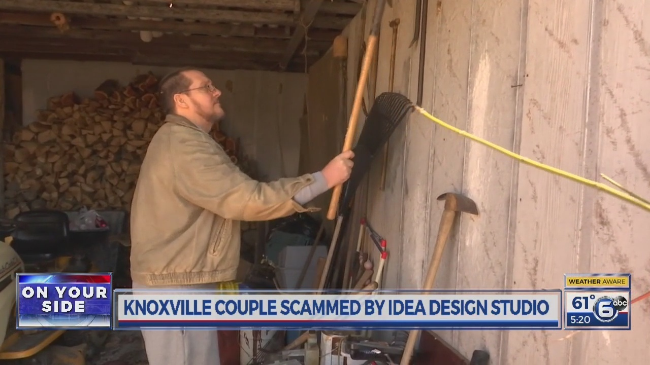 Knoxville Couple Scammed By Invention Design Company