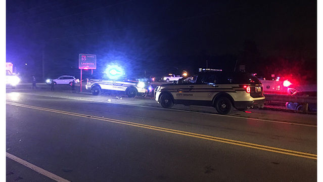State trooper under investigation after shooting in Middle Tennessee