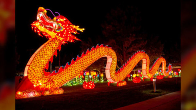 Largest Chinese lantern festival in Eastern US to be held in Knoxville