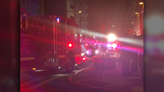 Fire contained at downtown Knoxville restaurant