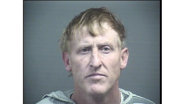 Suspect in Merchants Drive bank robbery arrested
