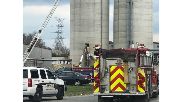1 person dead after silo collapse in Johnson City