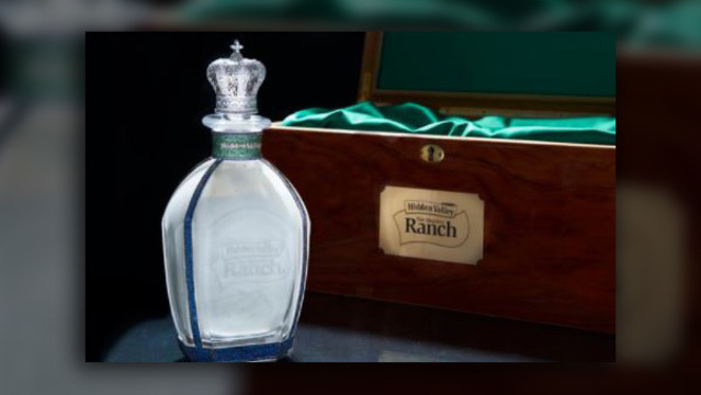 Ranch enthusiasts have chance to win $35K dressing bottle from Hidden Valley
