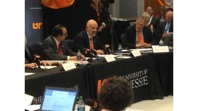 Governor announces 10 appointees on revamped UT Board of Trustees