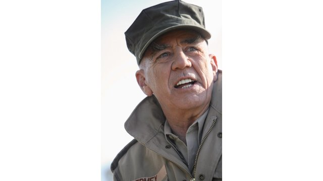 Manager: R. Lee Ermey, an actor known for his role in Full Metal Jacket, dies at 74