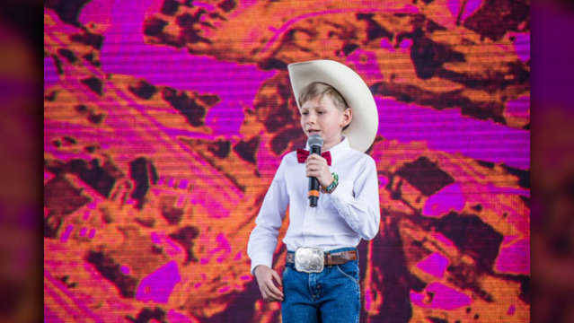 Viral yodeling Walmart boy performs at Coachella, Grand Ole Opry