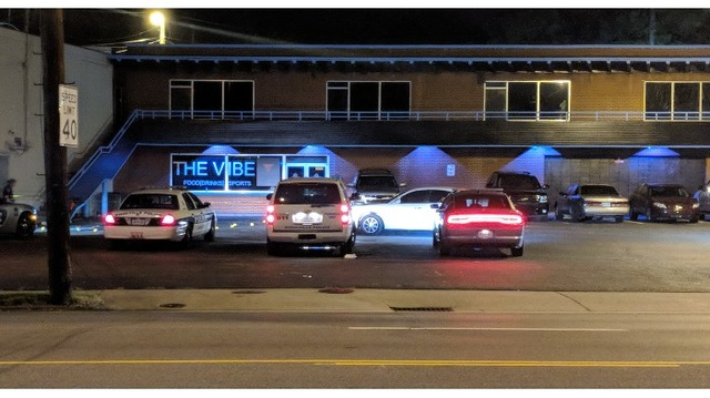 Accidental shooting outside Knoxville bar