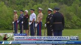 East Tenn. veterans share history, experiences working with Honor Guard
