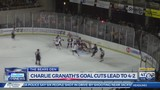 Ice Bears score 4 unanswered to win 5-4 over Evansville