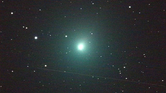 'Christmas comet' will be visible from Earth on Sunday