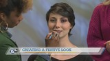 Holiday Party Makeup ideas from K.C. Coleman
