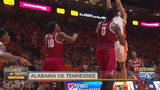 No. 3 Tennessee withstands Alabama rally for 12th straight win