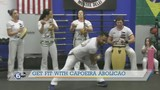 Gettin' fit with Capoeira Abolicao Knoxville