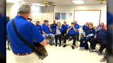 'Rare Aire' group exercises lungs with harmonicas, singing