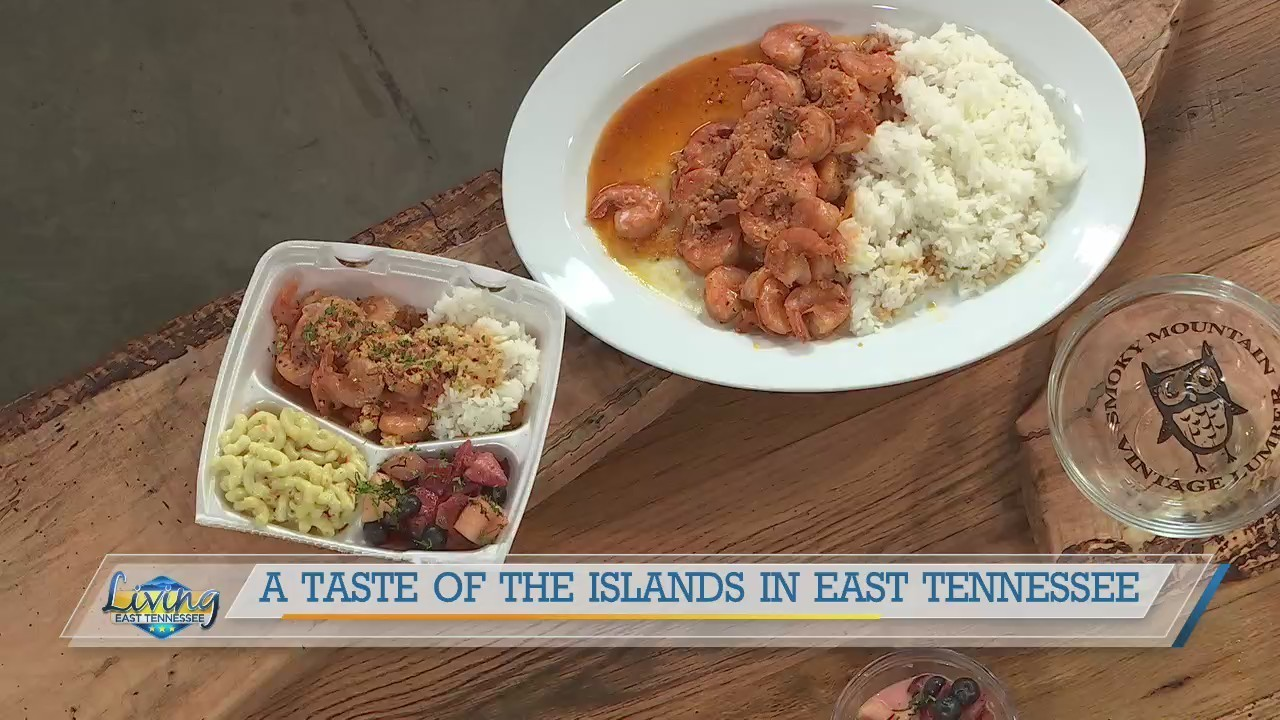 Lanai Food Truck brings a taste of the islands to East Tennessee
