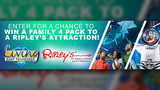Enter to win tickets to a Ripley's attraction!