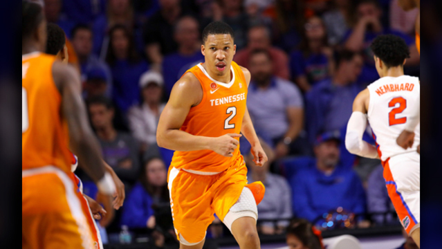 Coaches pick Tennessee's Williams SEC player of the year