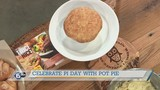 Celebrating Pi Day with Homemade Chicken Pot Pie from Cheddar's
