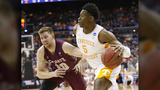 No. 2 Tennessee survives scare from No. 15 Colgate
