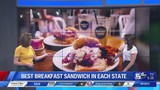 USA Today lists the best breakfast sandwiches from each state. Do you agree with Tennessee's choice?