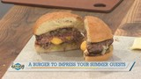 Southern version of the famous Juicy Lucy burger with Chef Scott