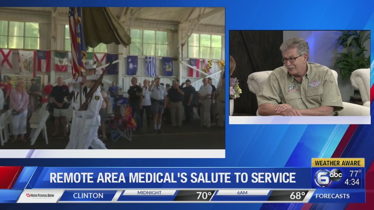 Remote Area Medical's Salute to Service