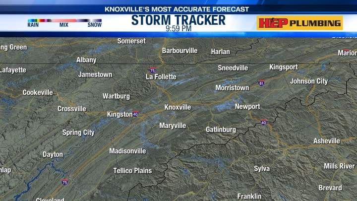 Sevierville Zip Code Map.Knoxville Weather
